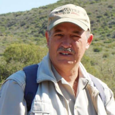 Louis H Jordaan - Director - Gouritz Cluster Biosphere Reserve